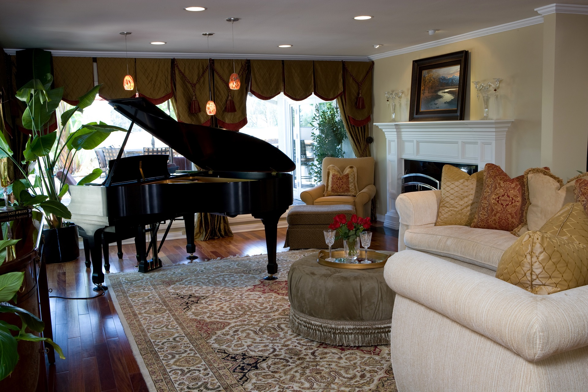 Jazzy Music Room - Irvine, CA